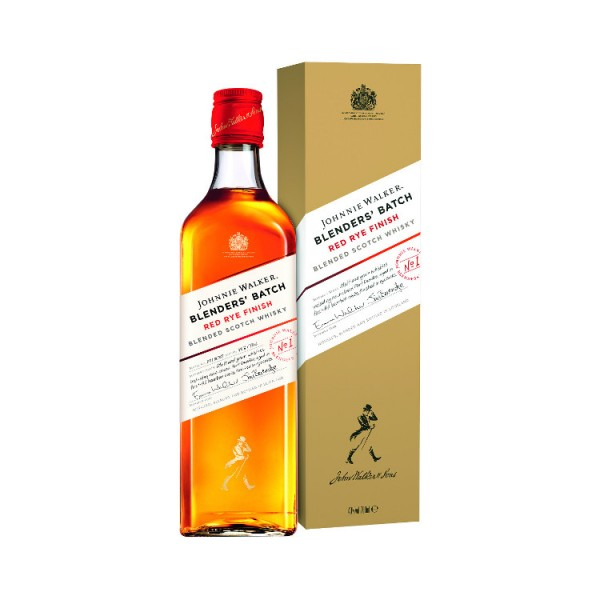 Johnnie Walker Red Rye (0,7l)