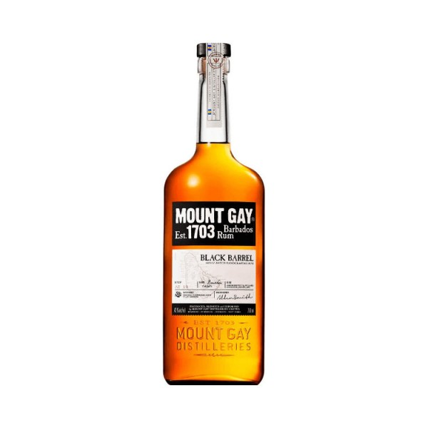 Mount Gay Rum Black Barrel (0,7l)