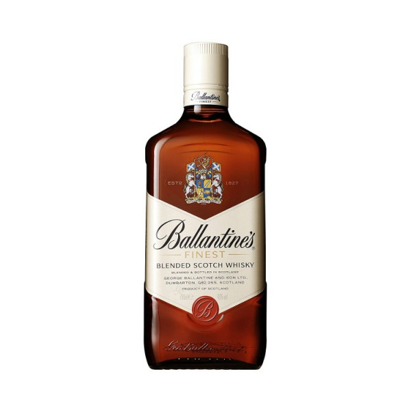 Ballantine's Finest Blended Scotch Whisky (0,7l)