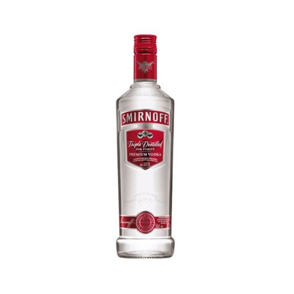 Smirnoff Red Label Vodka (0,5l)