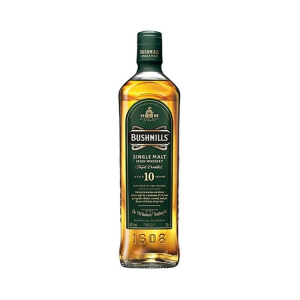 Bushmills Single Malt 10 Jahre (0,7l)