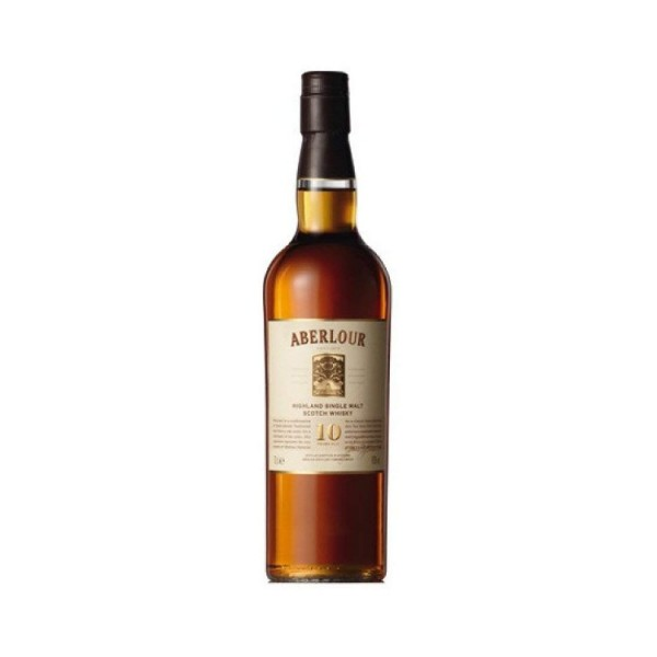 Aberlour 10 Jahre Highland Single Malt Scotch Whisky (0,7l)