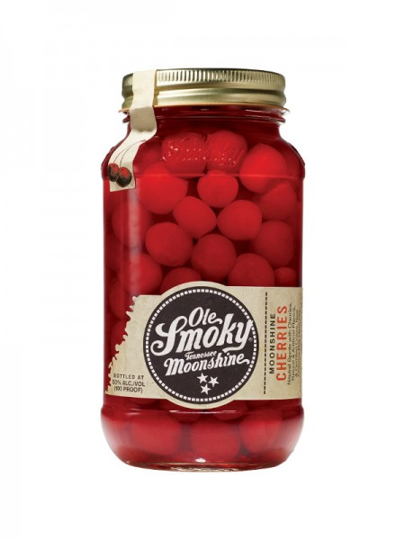 Ole Smoky Moonshine Cherries (0,5l)