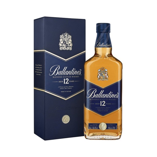 Ballantine's 12 Years Old (0,7l)