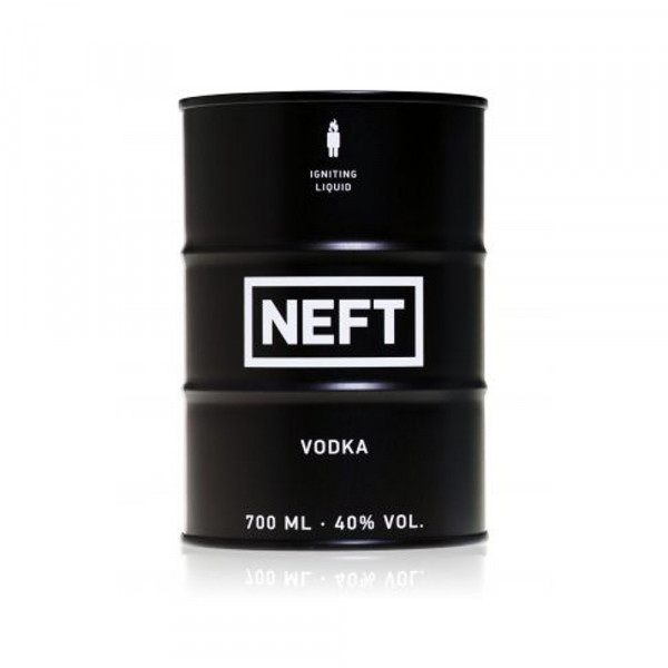 NEFT Vodka Black Barrel (0,7l)