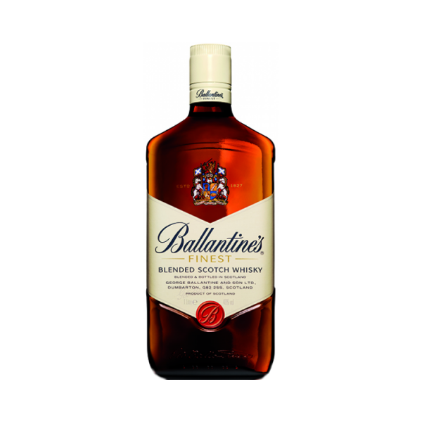 Ballantine's Finest Blended Scotch Whisky (1,0l)