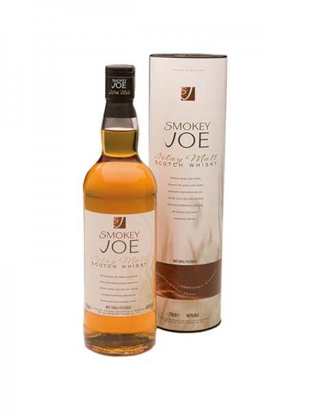 Smokey Joe Islay Malt Scotch Whisky not chillfiltered (0,7l)