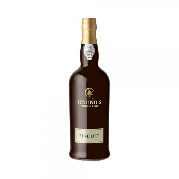 Madeira Fine Dry DOP 3 Years Old