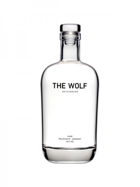 The Wolf Weissbrand (0,35l)