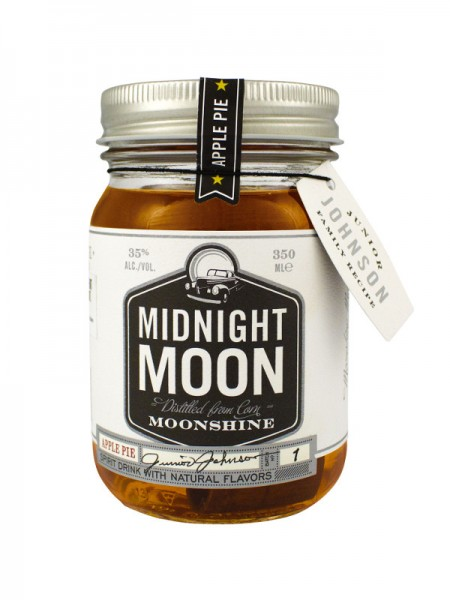 Midnight Moon Moonshine Apple Pie (0,35l)