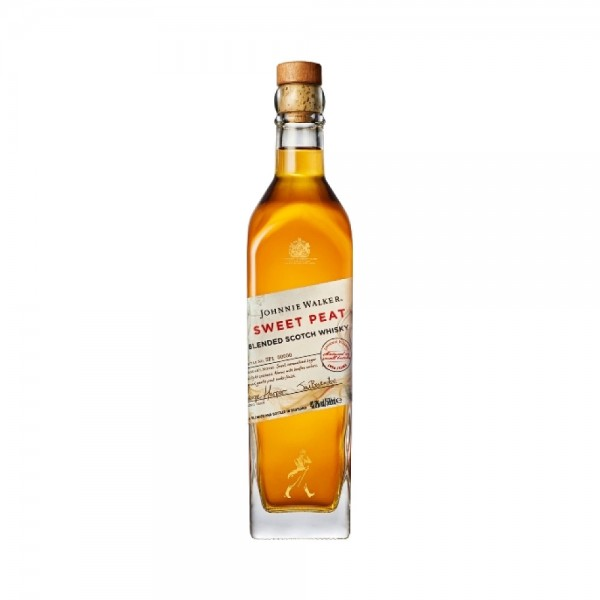 Johnnie Walker Blenders Batch Rum Cask Finish	(0,5l)