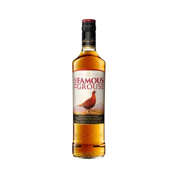 Famous Grouse Blended Scotch Whisky (0,7l)