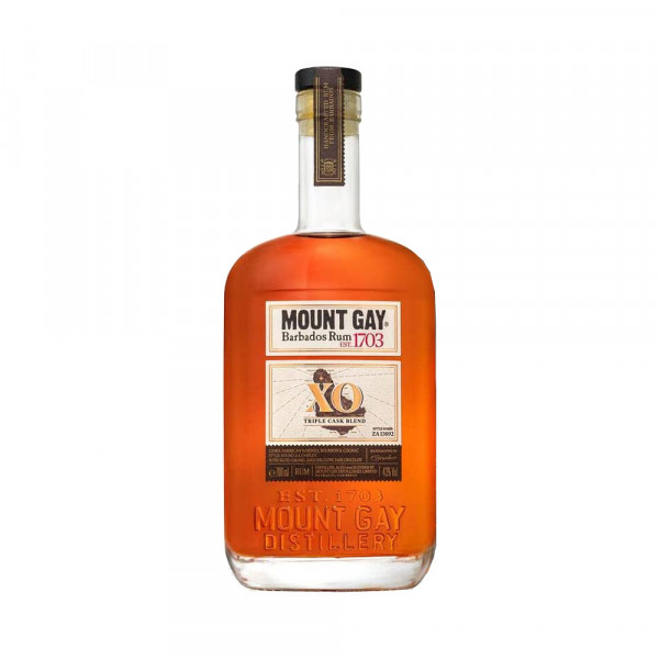 Mount Gay Rum Extra Old (0,7l)