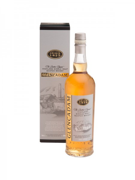 Glencadam Origin 1825 Highland Single Malt Whisky (0,7l)