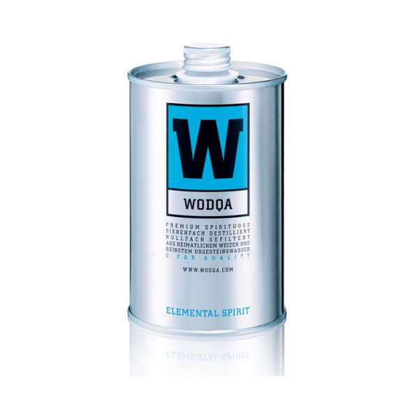 Wodqa Ultra Premium Vodka (0,5l)