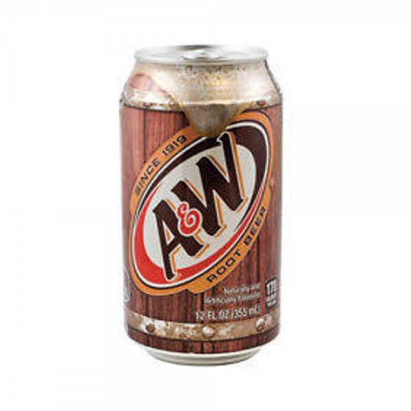 A&W Root Beer in Dose (0,355l)