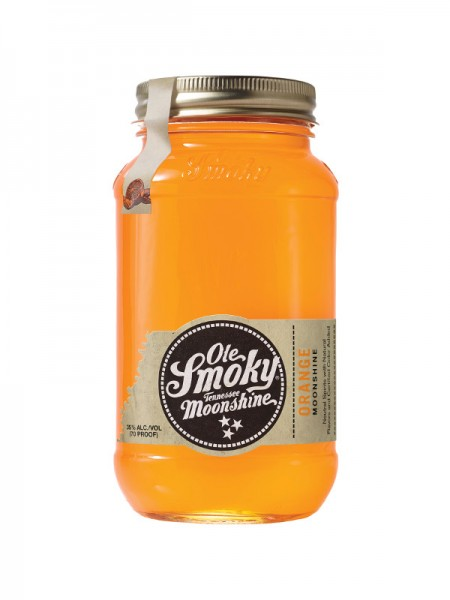 Ole Smoky Moonshine Orange (0,5l)